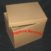 LP Cardboard Box with top