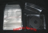 CD Sleeve Resealable PP f. thick cases