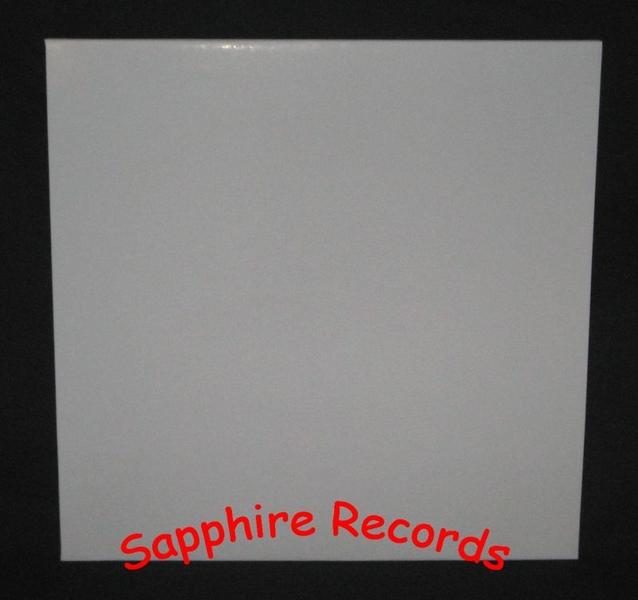 lp karton cover wei ohne loch sapphire records. Black Bedroom Furniture Sets. Home Design Ideas