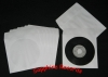 CD Papersleeve with flap, white