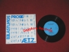 "Belastungsprobe ""Aetz"" - black - 7"" Single"