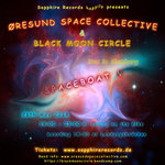 SPACEBOAT V - OSC & BMC Concert Ticket - 26th May 2018