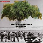 "The Crazy Left Experience ""Death, Destruction And Magic"" - marbled - LP"