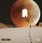 "Gone Cosmic ""Sideways In Time"" - schwarz - LP"