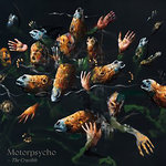 "Motorpsycho ""The Crucible"" - schwarz - LP"