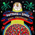 "Doctors Of Space ""First Treatment"" - weiss - LP"